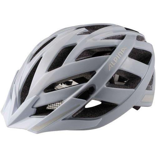 Alpina panoma city kask rowerowy biały 52-57 cm 2018 kaski rowerowe