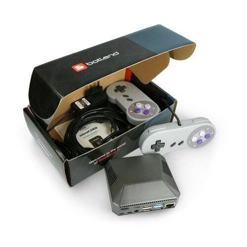 Konsola Raspberry Pi RetroPie Gaming Kit
