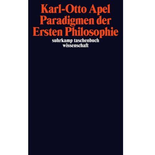 Paradigmen der Ersten Philosophie