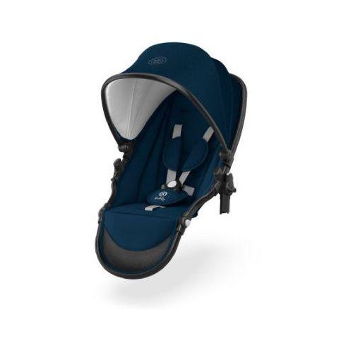 Kiddy tandem siedzisko do wózka evostar 1 mountain blue (4009749366497)