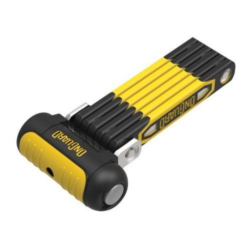 Onguard Zapięcie rowerowe link plate lock revolver x4p 8128 składane - 79cm - 5 x klucze z kodem