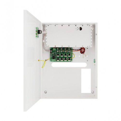 POE044812B Zasilacz PoE 54V 4x0,3A 4x7Ah do 4 kamer Pulsar, POE044812B