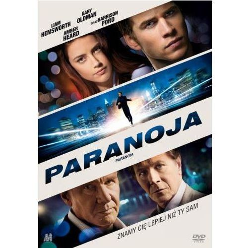 Film MONOLITH VIDEO Paranoja (5907561143212)