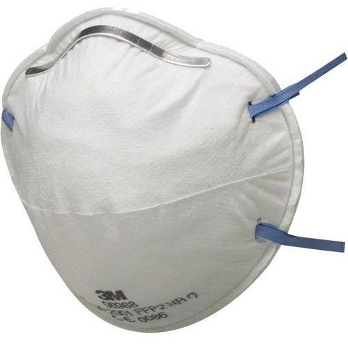 Mała maska przeciwpyłowa 3M 8810 Klasa filtrów / stopień ochrony: FFP 2 20 szt., 8810