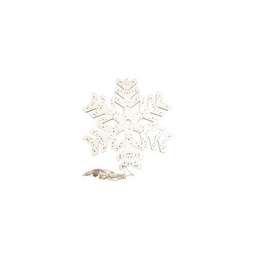 Jumi Podświetlany płatek śniegu 44 cm 50 led (5900410851405)