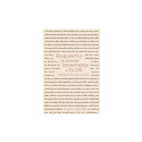 Novel Journal: The Adventures of Sherlock Holmes (Compact)