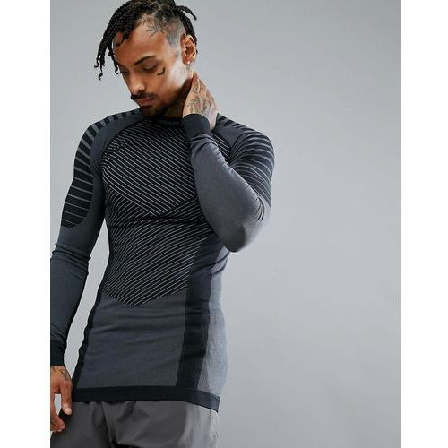 sportswear active intensity long sleeve top in black 1905337-999985 - black marki Craft