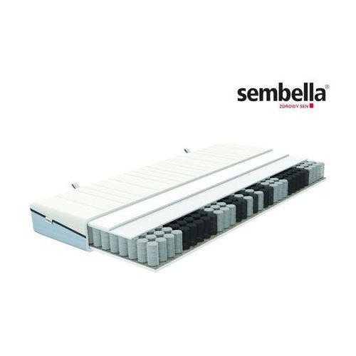 smart elasto – materac kieszeniowy, sprężynowy, rozmiar - 200x200 wyprzedaż, wysyłka gratis marki Sembella