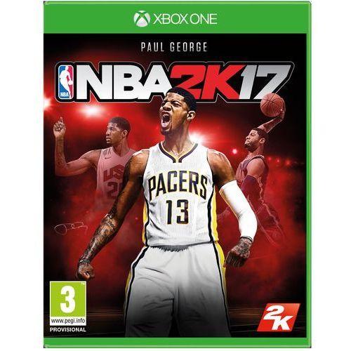 Gra NBA 2K17 z kategorii: gry Xbox One