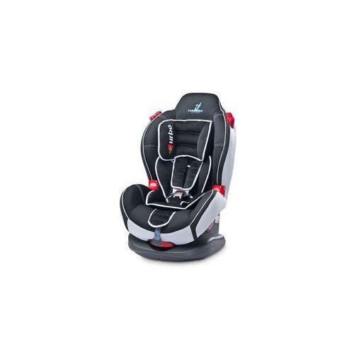 Fotelik samochodowy sport turbo 9-25kg + gratis (czarny) marki Caretero