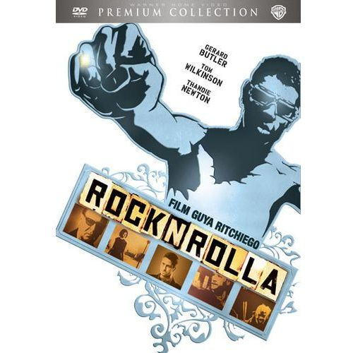 Rockandrolla Premium Collection (dvd)