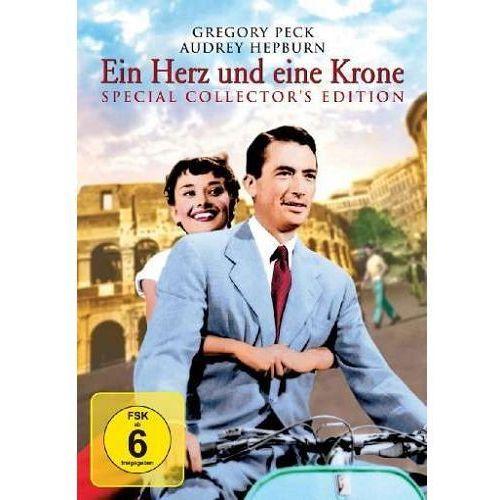 Paramount pictures Rzymskie wakacje [dvd]