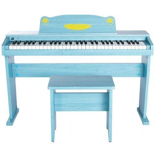 fun-1 blue - pianino cyfrowe dla dzieci marki Artesia