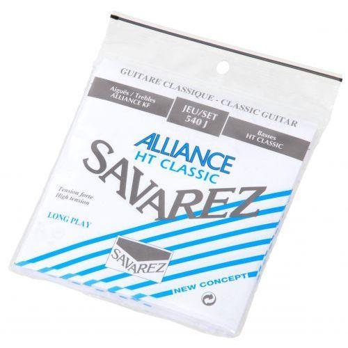 Savarez (655927) 540J Alliance HT struny do gitary klasycznej