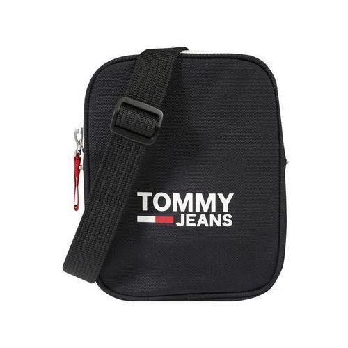 Tommy jeans torba na ramię 'cool city compact' czarny (8719859738812)