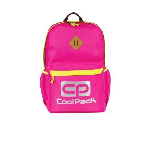Plecak młodzieżowy coolpack neon różowy n001 marki Patio