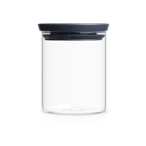 Brabantia - pojemnik kuchenny szklany hermetyczny - 0,6 l - 0,60 l