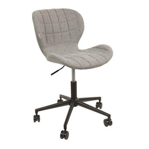 Zuiver krzesło biurowe omg czarno/szare 1300001 (8718548019294)