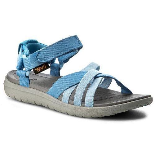 Sandały - w sanborn sandal 1015161 blue, Teva, 36-37