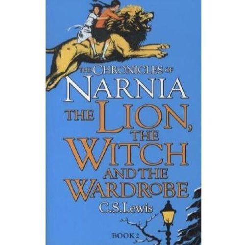 The Lion, the Witch and the Wardrobe, C. S. Lewis