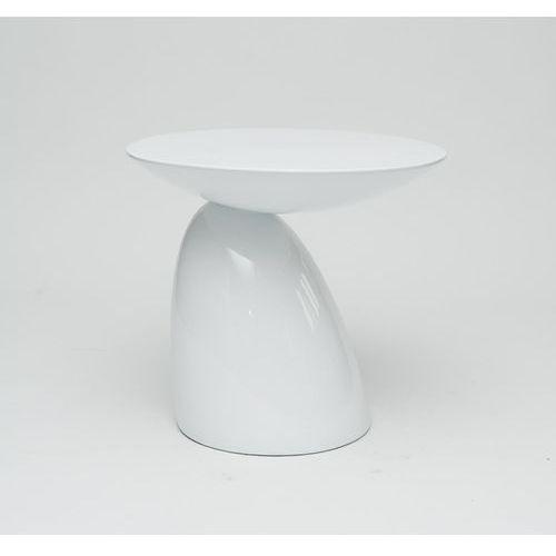 Stolik Grzybek biały, T_0cb0a621-59a9-4999-8cee-6a0103518924
