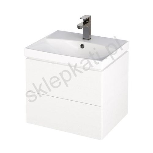 city szafka podumywalkowa 50, biała s584-005 marki Cersanit