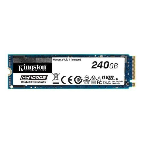 Kingston Dysk ssd dc1000b 240gb m.2 pci-e [sedc1000bm8/240g]