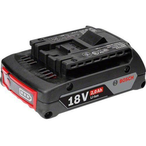 Akumulator do elektronarzędzia Bosch Professional GBA 18 V 1600Z00036, 18 V, 2 Ah, Li-Ion