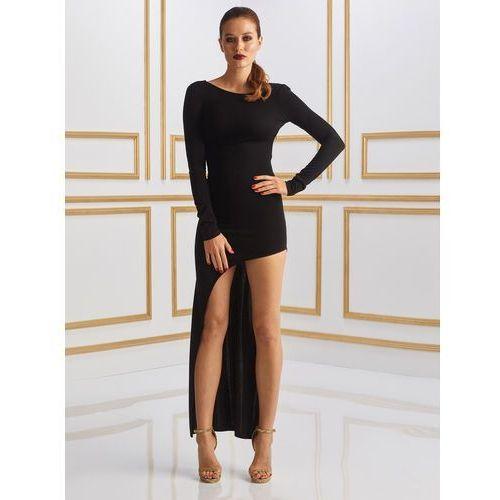 Sukienka Blake w kolorze czarnym
