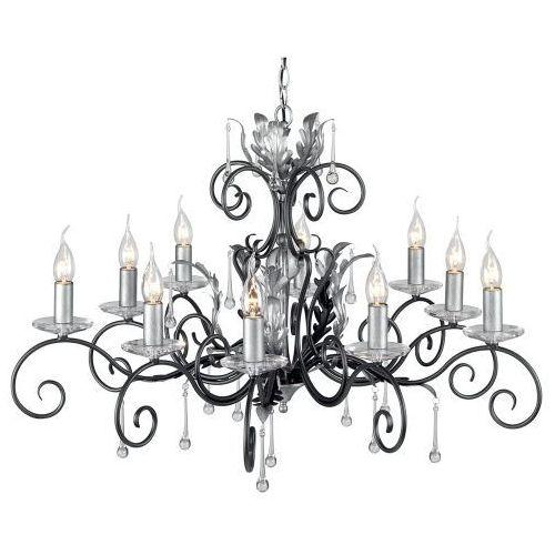 Elstead Amarilli black/silver sufitowa aml10 blk/silver 90cm czarny-srebrny