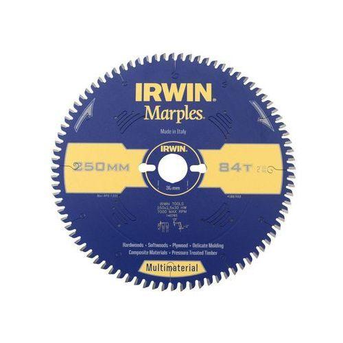 Irwin marples multimaterial Tarcza do pilarki tarczowej 250mm/84t/30 śr. 250 mm 84 z