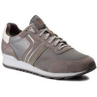 Sneakersy BOSS - Parkour 50385645 10207052 01 Silver 040, 1 rozmiar