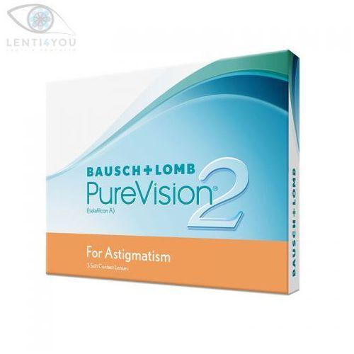 Bausch&lomb Purevision 2 hd for astigmatism 3szt. soczewek