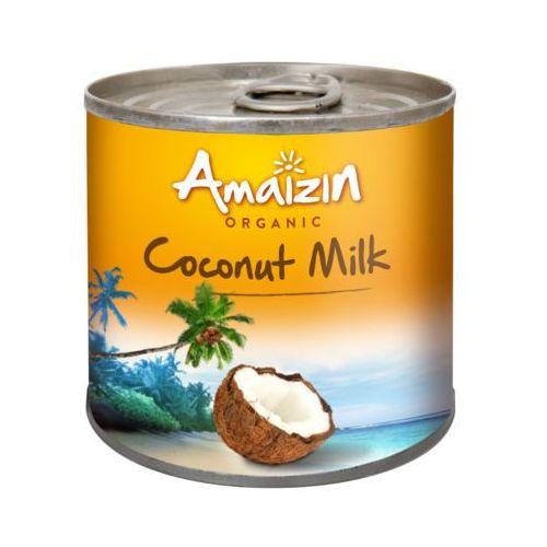 Amaizin 200ml mleczko kokosowe 17% tłuszczu bio