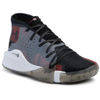 Under armour Buty - ua spawn mid 3021262-006 blk