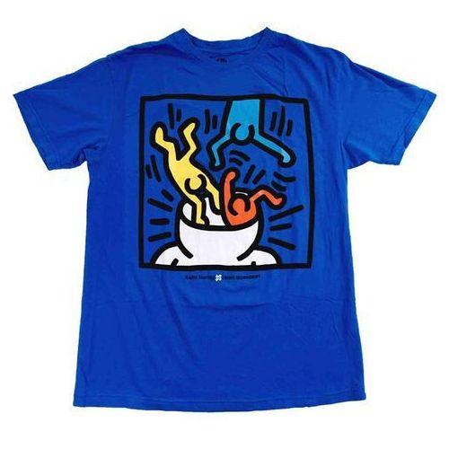 koszulka ALIEN WORKSHOP - Haring Head Change Royal (MODRA) rozmiar: L