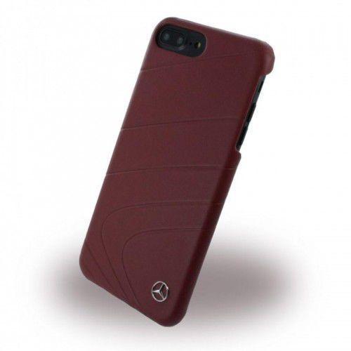 Mercedes  hardcase apple iphone 7plus - czerwony