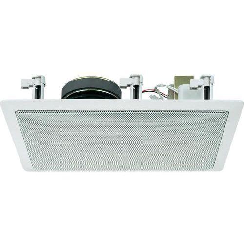 Głośnik sufitowy PA do zabudowy Monacor ESP-32/WS, Moc RMS: 2 W, 40 - 20 000 Hz, 100 V, Kolor: biały, 1 szt. (4016138776317)