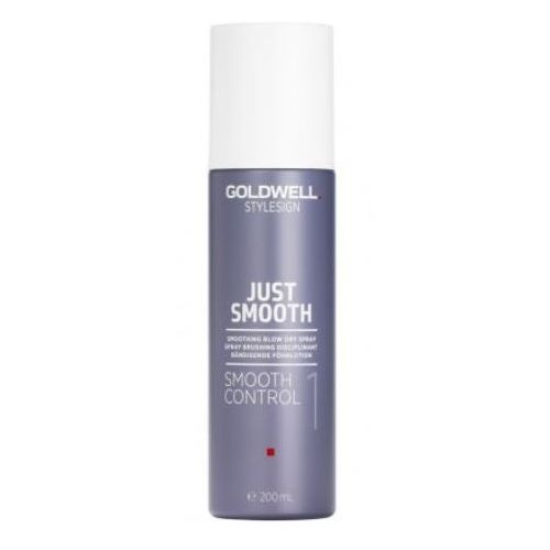 Goldwell StyleSign Just Smooth termoochronne serum wygładzające strukturę włosa (Smooth Control 1) 200 ml, 4021609275442