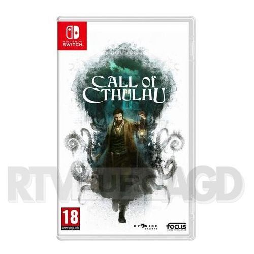 Call of cthulhu nswitch marki Focus home interactive