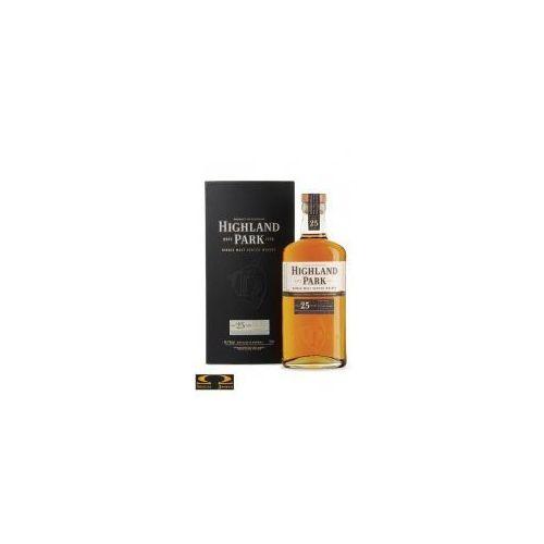 Whisky highland park 25yo 0,7l marki Edrington group ltd.