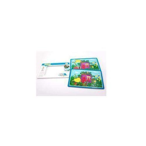 Felico Domisie - puzzle znajdź 5 różnic-postrach żabusiów (5906395762293)