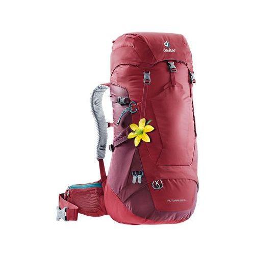 Plecak futura 28 sl - cranberry/maron marki Deuter