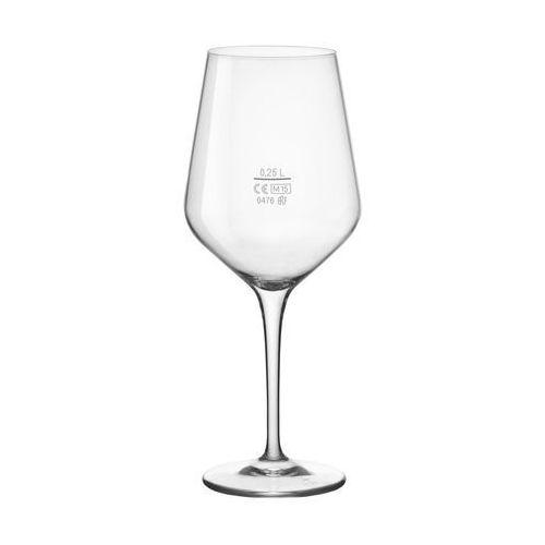 Kieliszek do wina 250 ml - z cechą