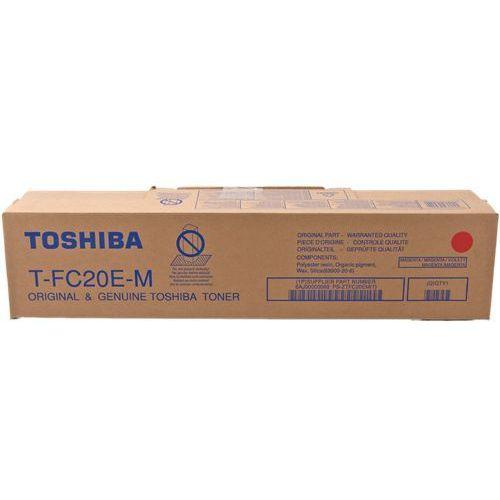Toner t-fc20e-m magenta do kopiarek (oryginalny) [16.8k] marki Toshiba