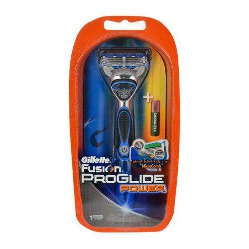 Gillette  fusion proglide power 1szt m maszynka do golenia, kategoria: maszynki do golenia