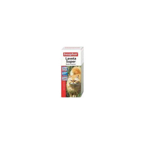 Beaphar Laveta Super Cat - preparat na sierść dla kota 50ml, 13485 (5617413)