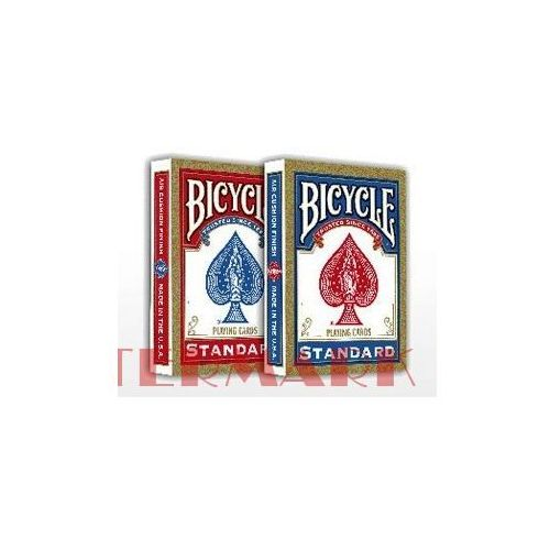 Karty bicycle standard - uspc karty bicycle standard - uspc marki Uspcc - u.s. playing card compa