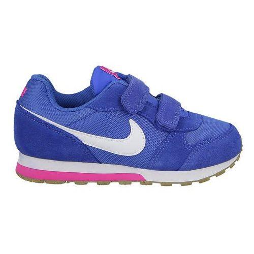 Buty md runner 2 (psv) 807320 404 - niebieski marki Nike