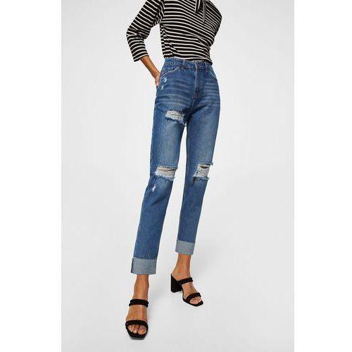 Mango - jeansy mom2